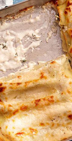 Cannelloni mit Spinat sind eine köstliche Kombination. Mit dem REWE Rezept zaubern Sie diese italienische Delikatesse auf Ihren Tisch. Mehr erfahren »  https://www.rewe.de/rezepte/cannelloni-mit-spinat/