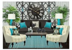 Layla Grayce Living Room Contest board by cre8 | Olioboard