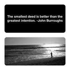 Do good deeds