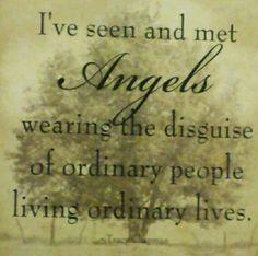 Another Dec. activity handout idea? Angels among us