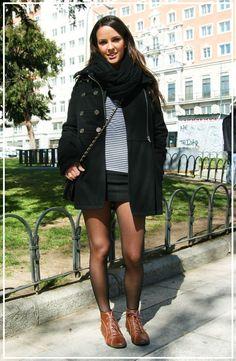 Paula (seen in Plaza de España, Madrid)