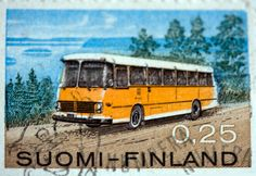 Good Old Times, Buses, Postage Stamps, My Childhood, Retro Vintage, Nostalgia, Old Things, Memories, Cars