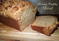 Melissas Southern Style Kitchen: Banana Pudding Bread