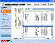 Many of you are facing hard drive recovery issue in daily life and work. Now, you can use the MiniTool data recovery software to recover files from hard drive. Recovery Tools, Data Recovery, Writing Software, Spy Gear, Save File, Me On A Map, How To Plan, Photo Editor, Maps