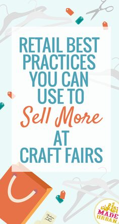 Craft Fair Hints & Tips: Retail Best Practices you can Use to Sell More at Craft Shows Craft Show Booths, Craft Booth Displays, Craft Show Ideas, Display Ideas, Craft Business, Start Up Business, Business Tips, Fashion Business, Craft Stalls