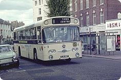 Old Bus Photos - Old bus Photos and informative copy Buses And Trains, Bus Coach, Commercial Vehicle, Tow Truck, Classic Trucks, Liverpool, Scotland, Coaching, Deck