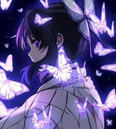 Kimetsu no Yaiba Anime Angel, Ange Anime, Anime Demon, Demon Slayer, Slayer Anime, Kawaii Anime Girl, Anime Art Girl, Animes Wallpapers, Cute Wallpapers