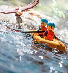 for more creations ? amazing LEGO photos by - Trend Photography Lego 2019 Lego Disney, Lego Memes, Lego Humor, Lego Poster, Ps Wallpaper, Lego Man, Lego Guys, Lego Creative, All Lego