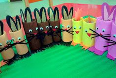 Προσχολική Παρεούλα : ΠΑΣΧΑΛΙΝΑ !!!! Easter, Blog, Easter Activities, Blogging