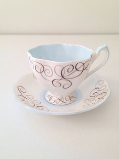 Vintage Queen Anne English Fine Bone China by MariasFarmhouse, $69.00