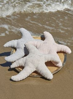 Barefoot Dreams® CozyChic® Starfish Tooth Fairy Pillow