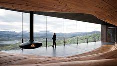 Scandinavian Architecture, Contemporary Architecture, Underwater Restaurant, Berlin, Innovation Strategy, Arch Interior, Visit Norway, Container House Design, School Architecture