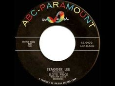 1959 HITS ARCHIVE: *Stagger Lee* - Lloyd Price (a #1 record) - YouTube