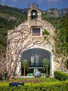 St Peters Church, Positano, Italy
