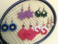 Porta orecchini fai da te | Idea riciclo