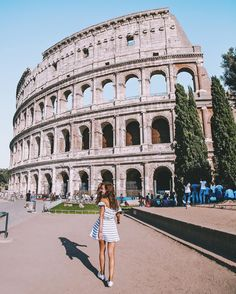 Colosseum Rome Italy #italyphotography
