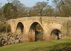 Kirkby Lonsdale | Visit Cumbria. Devils Bridge