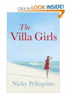 The Villa Girls: Nicky Pellegrino