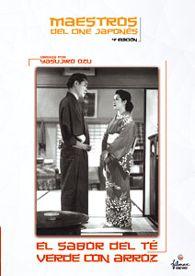 El sabor del té verde con arroz (1952) Xapón. Dir: Yasujiro Ozu. Drama - DVD CINE 1121