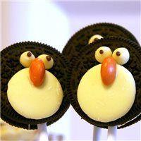 Party Ideas Penguin Oreo Pops