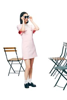 Maison Kitsuné Spring 2015 Ready-to-Wear - Collection - Gallery - Look 1 - Style.com