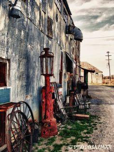 Shack Up Inn, Clarksdale, Mississippi