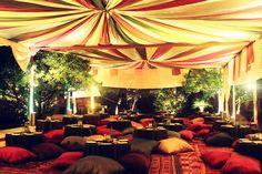 fiesta arabe