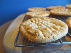 Flourless Peanut Butter Sea Salt Cookies | Tasty Kitchen: A Happy Recipe Community!