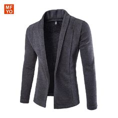 ICYMI: V Neck Sweater Men Autumn New Fashion Mens Slim Cardigans Korean Simple Knitting