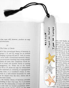 Read Metal Stamped Bookmark by Theresa Cifali Vbs Crafts, Wire Crafts, Metal Crafts, Metal Stamped Bracelet, Stamped Jewelry, Spoon Jewelry, Metal Jewelry, Diy Jewelry, Diy Christmas Presents