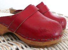 Clogs - 1960-1970's .... still around today 2013