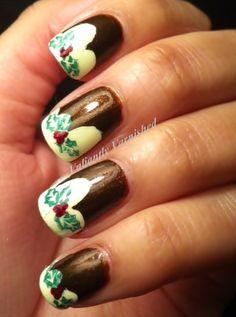 Valiantly Varnished: Artsy Wednesday: Christmas Nails
