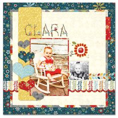 Clara - Scrapbook.com