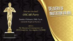 Invitations Delivery