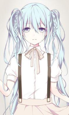 anime, vocaloid, and anime girl image