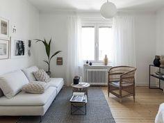 Serene studio apartment Follow Gravity Home: Blog - Instagram - Pinterest - Facebook - Shop