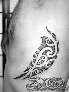 Maori Fern Ribs