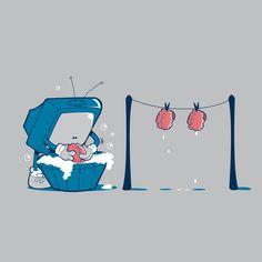 Ilustrações engraçadas por Pandaluna | Criatives | Blog Design, Inspirações, Tutoriais, Web Design