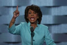 Congresswoman Maxine Waters Will Read You Now (The photo is NOT funny. She looks great in the pic. But the article is HILARIOUS. I cried laughing at the Destiny's Child lyrics and the foreclosure comment.)