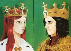 Image result for richard iii and anne neville