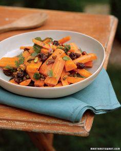 Moroccan Carrot Salad - Martha Stewart