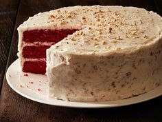Get Trisha Yearwood's Red Velvet Cake Recipe from Food Network