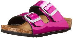 Birkenstock Arizona Cork Footbed Sandal (Little Kid) ** Stop everything and read more details here! : Girls sandals