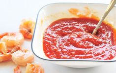 The Best Cocktail Sauce Ever. Use SF ketchup and probably more horseradish, but make first and taste to make sure.Heinz chili sauce instead of catsup. Shrimp Recipes, Sauce Recipes, Appetizer Recipes, Cooking Recipes, Appetizers, Soap Recipes, Easy Cocktails, Cocktail Recipes, Drinks