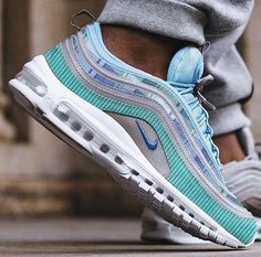 Nike Air Max 97 concept by Zachary Kornfeld