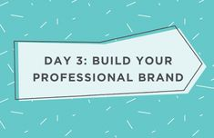 You know you need a good 'personal brand.' But how exactly do you get one? We'll tell you 10 different ways.