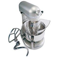 CHEFS Catalog Giveaway:  KitchenAid Pro 600 Stand Mixer (ARV $449.95)