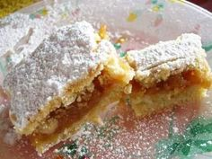 Турецкий яблочный пирог - остается долго свежим и суперсочным