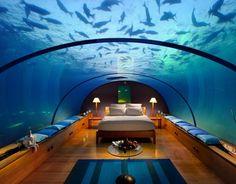 Conrad Rangali Island Resort