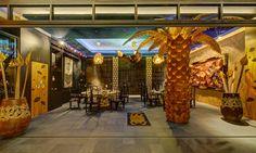Private Dining Room © Mozaic Beachclub – Photo Philippe Heurtault